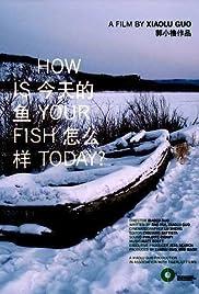 Jin tian de yu zen me yang? Poster