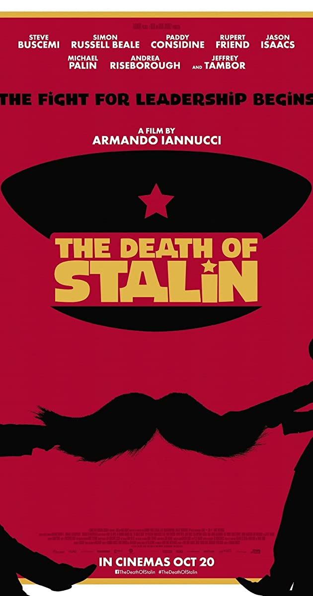 Stalino mirtis / The Death of Stalin (2017) online