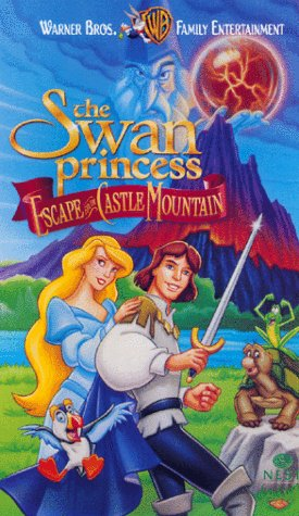 The Swan Princess: Escape from Castle Mountain poster