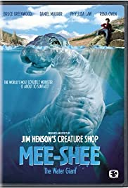 Mee-Shee: The Water Giant Poster