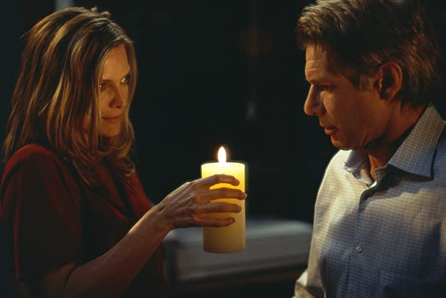Harrison Ford and Michelle Pfeiffer in What Lies Beneath (2000)