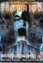 Demonium Poster