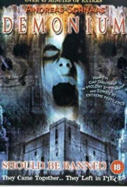 Demonium(2001) Poster - Movie Forum, Cast, Reviews