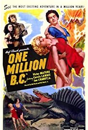 One Million B.C. Poster
