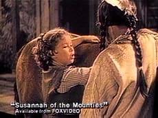 Susannah of the Mounties