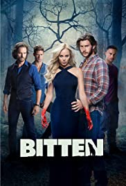 Bitten Poster - TV Show Forum, Cast, Reviews