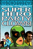 Image of Super Hero Party Clown