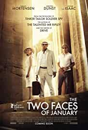 The Two Faces of January 2014 BluRay 720p 530MB ( Hindi – English ) ESubs MKV