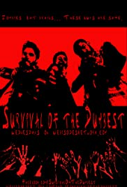 Survival of the Dumbest Poster
