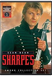 Sharpe's Sword (1995) Poster - Movie Forum, Cast, Reviews
