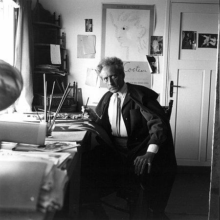 Jean Cocteau Paris, c. 1950