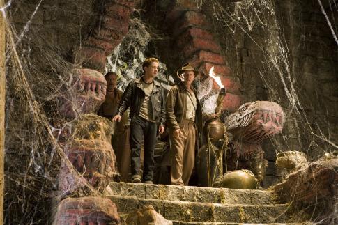 Descargar Indiana Jones y el reino de la calavera de cristal Castellano por MEGA.