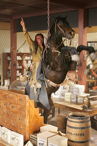 Wes Studi in Comanche Moon (2008)
