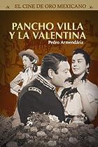 Pancho Villa y la Valentina (1960) Poster