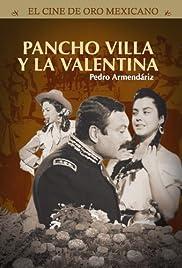 Pancho Villa and Valentina Poster