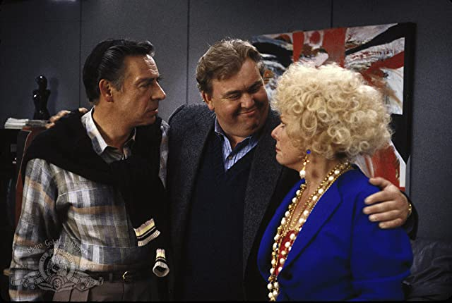 John Candy, Jerry Orbach, and Renée Taylor in Delirious (1991)