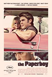 The Paperboy (2012) Poster - Movie Forum, Cast, Reviews
