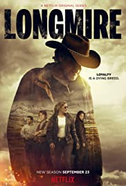 Longmire Poster - TV Show Forum, Cast, Reviews
