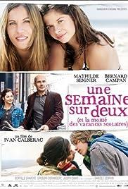 Une semaine sur deux (et la moitié des vacances scolaires)(2009) Poster - Movie Forum, Cast, Reviews