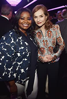 Isabelle Huppert and Octavia Spencer