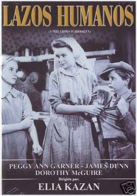 Ted Donaldson, Peggy Ann Garner, and Dorothy McGuire in A Tree Grows in Brooklyn (1945)