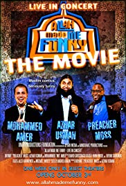 Allah Made Me Funny: Live in Concert Poster