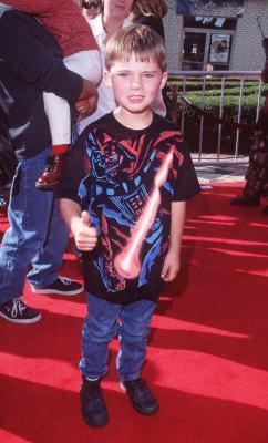 Jake Lloyd at Anastasia (1997)