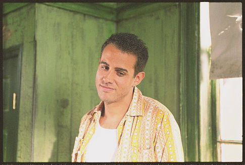 Bobby Cannavale in The Station Agent (2003)