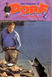 Dorf Goes Fishing Poster