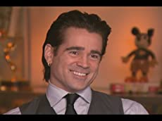 ET to GO: Colin Farrell, Disney Dad?