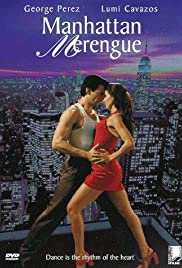 Manhattan Merengue! Poster