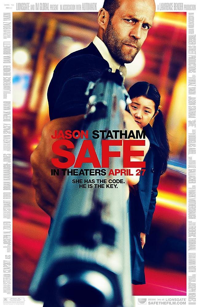 Safe (2012) Tagalog Dubbed