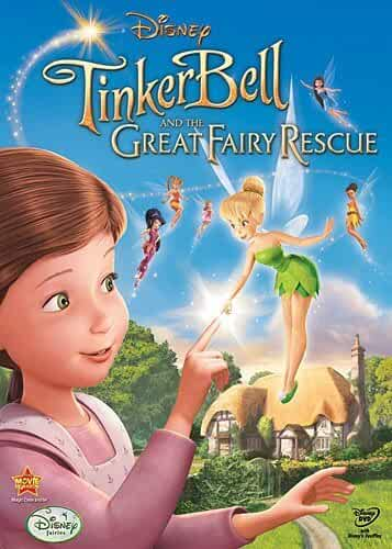 Tinker Bell and the Great Fairy Rescue >> 30s review