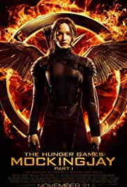 The Hunger Games: Mockingjay – Part I film poster
