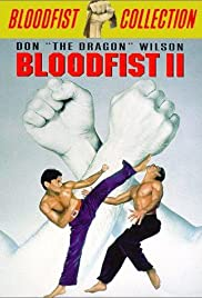 Bloodfist II (1990) Poster - Movie Forum, Cast, Reviews