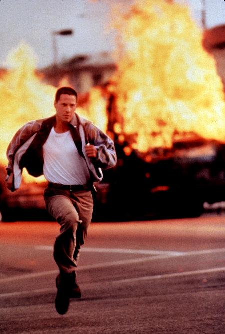 Keanu Reeves in Speed (1994)