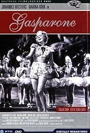 Gasparone Poster