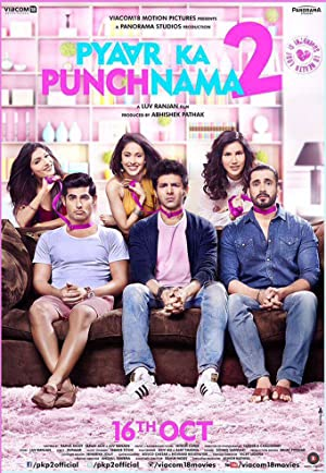 Pyaar Ka Punchnama 2 (2015) Download on Vidmate