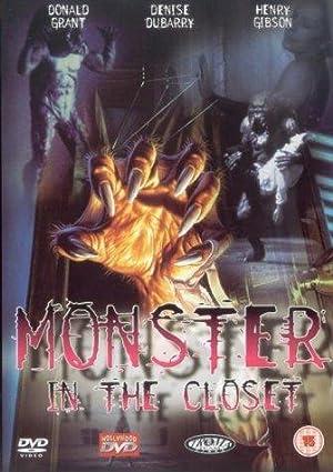 El monstruo del armario - 1986