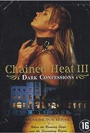 Dark Confessions Poster