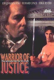 Warrior of Justice Poster
