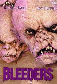 Bleeders(1997) Poster - Movie Forum, Cast, Reviews