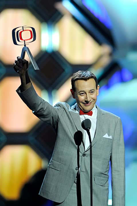 Paul Reubens at an event for Pee-wee's Playhouse (1986)