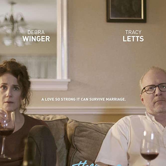 Debra Winger and Tracy Letts in The Lovers (2017)