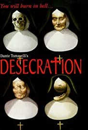 Desecration (1999) Poster - Movie Forum, Cast, Reviews