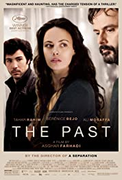 The Past (2013) poster