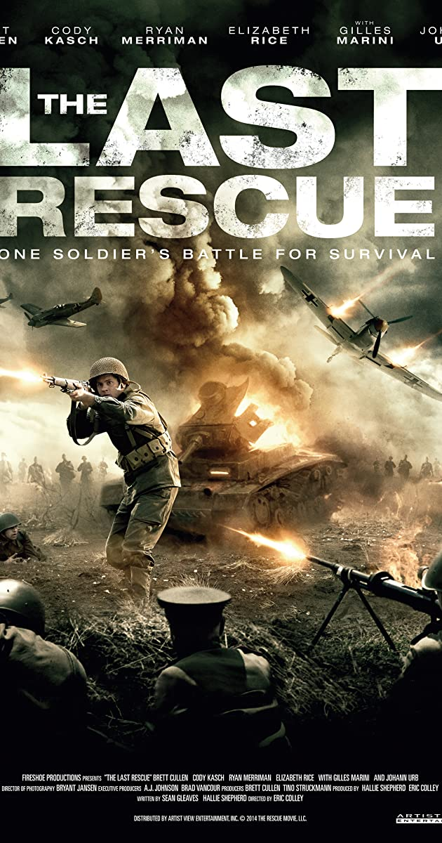The Last Rescue (2015) Online