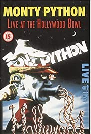 Monty Python Live at the Hollywood Bowl Poster