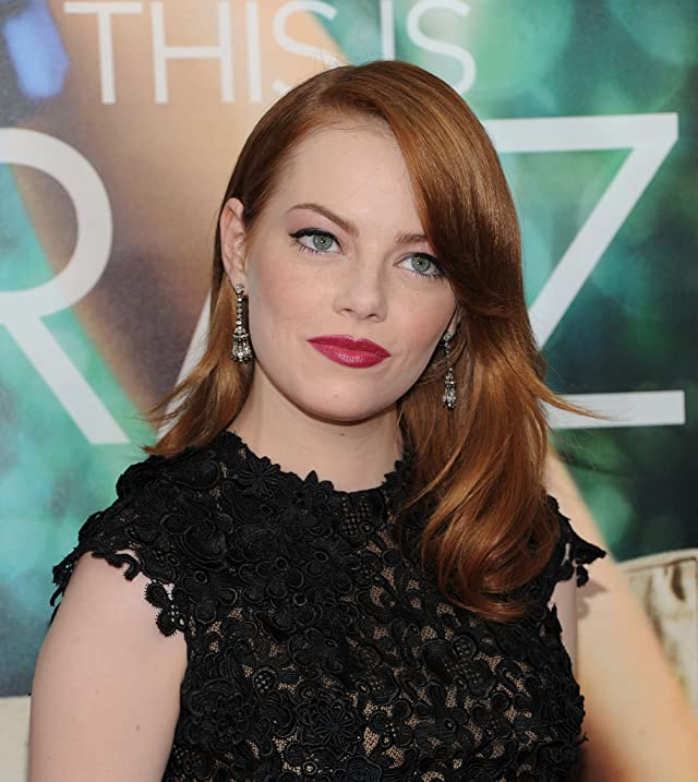 Emma Stone at an event for Crazy, Stupid, Love. (2011)
