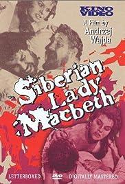 Sibirska Ledi Magbet(1962) Poster - Movie Forum, Cast, Reviews